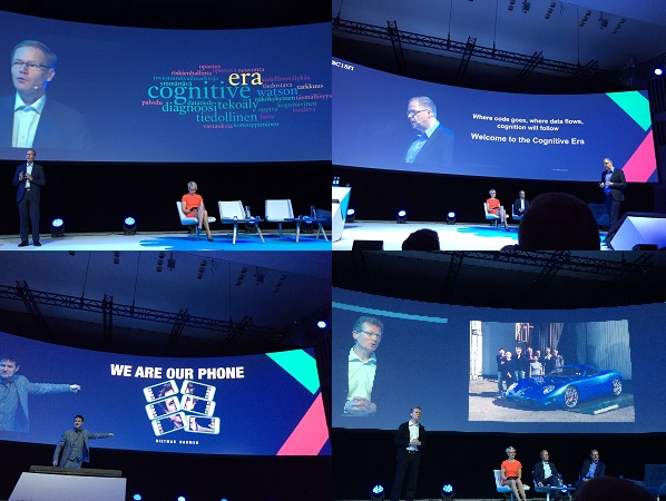 IBM Cognitive Era Business Connect 2015